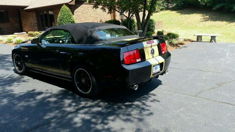 2007 ford mustang gt h