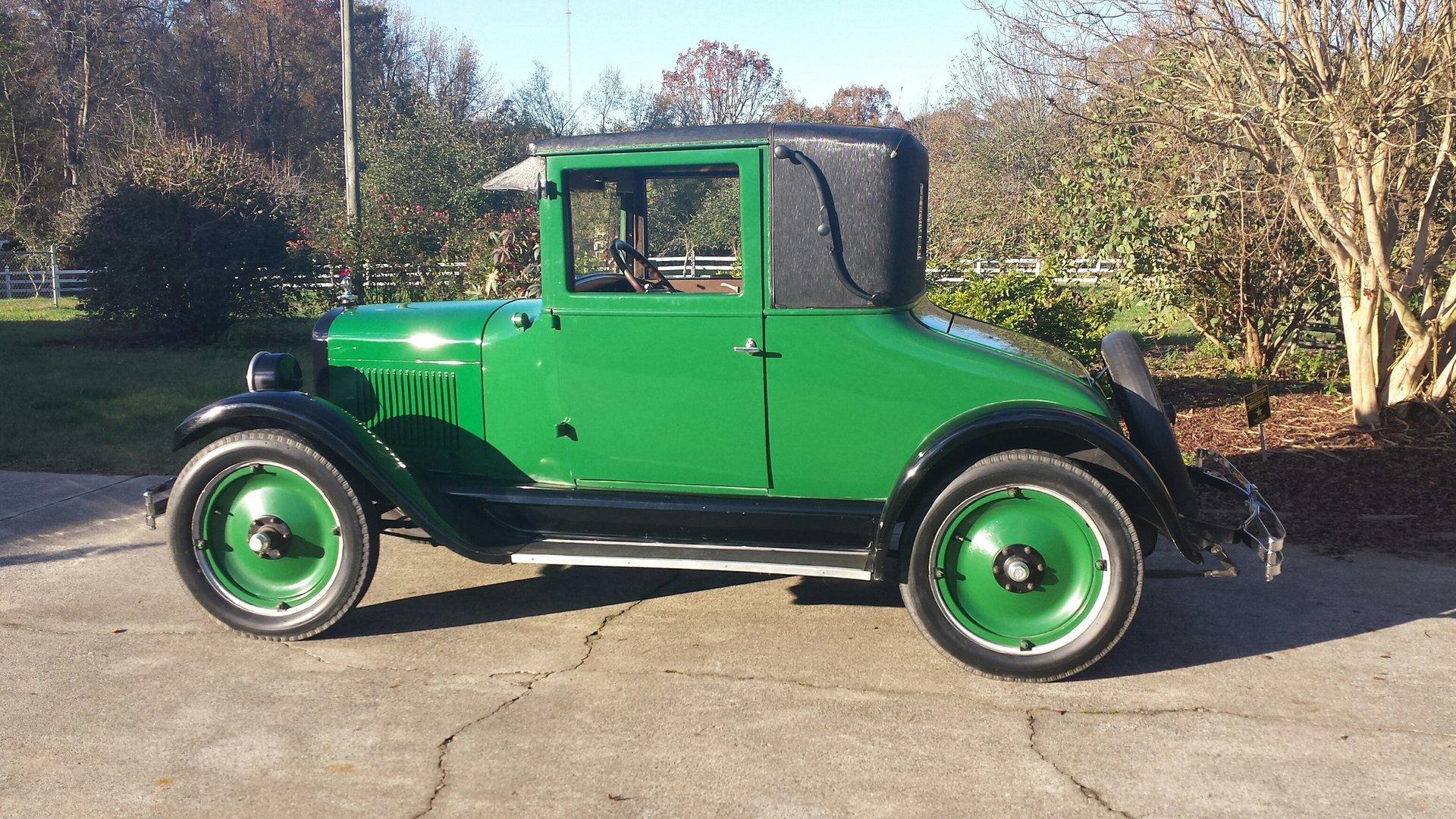 1926 chevrolet sedan