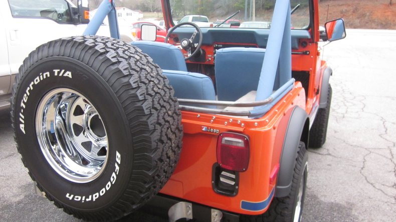 1979 jeep cj 5 renegade