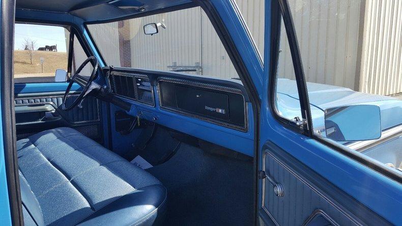 1973 ford f100 ranger xlt
