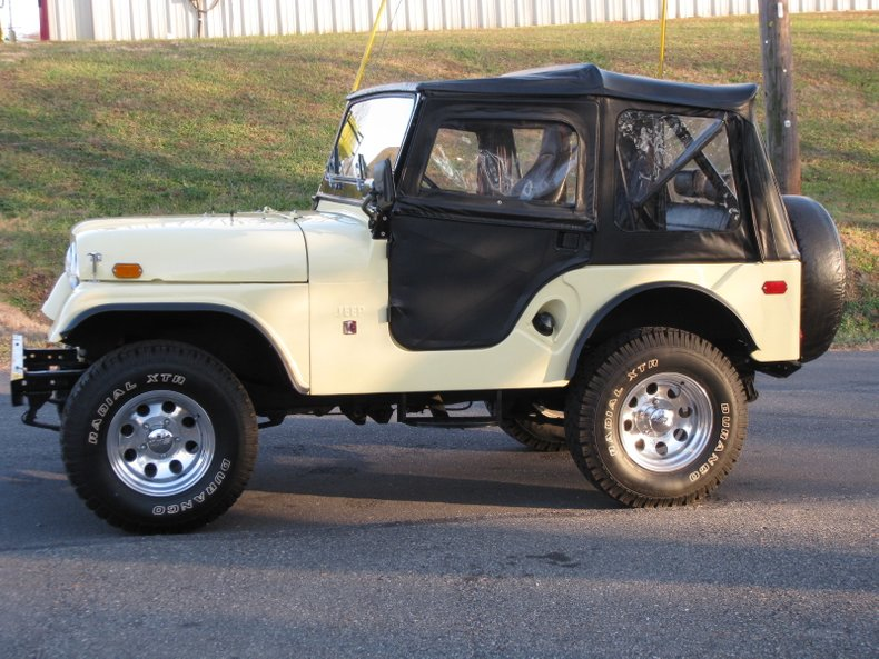 1969 jeep cj 5