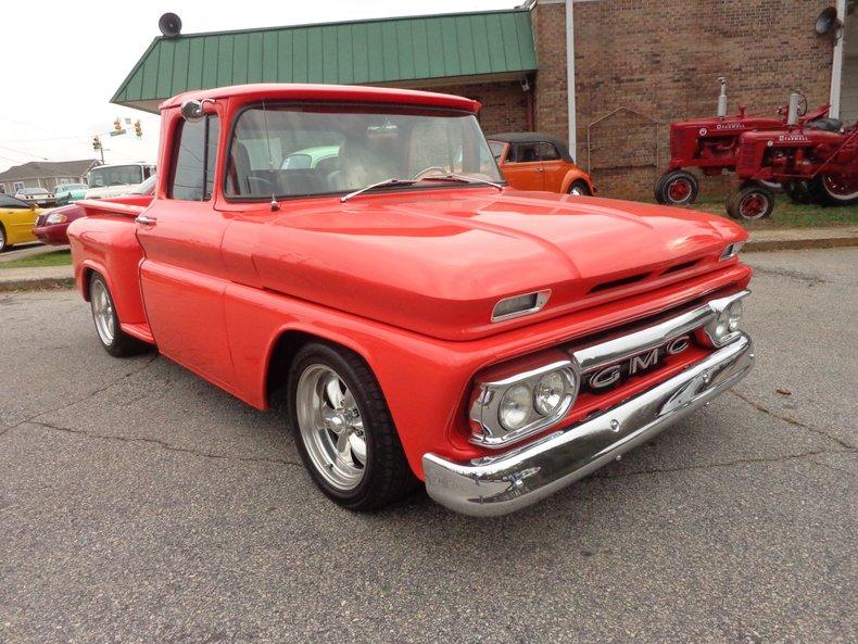 1963 gmc 1 2 ton pickup step side