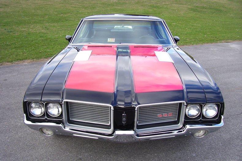 1972 oldsmobile cutlass s 442 clone