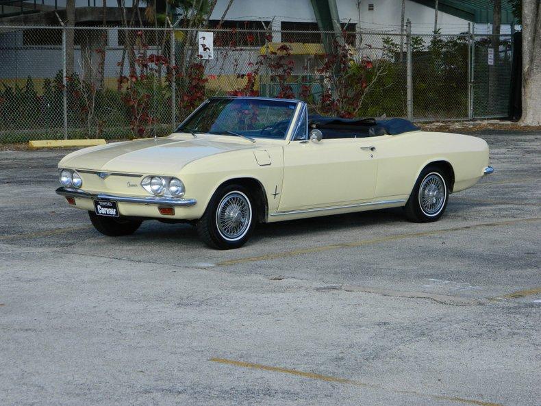 Norwalk Auto Auction >> 1966 Chevrolet Corvair | GAA Classic Cars