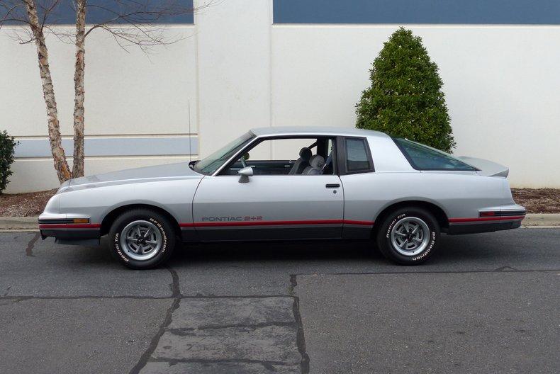 1986 pontiac grand prix 2 2 aerocoupe