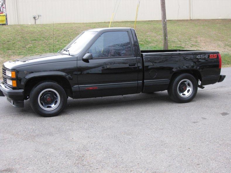 1990 chevrolet 1500 ss 454