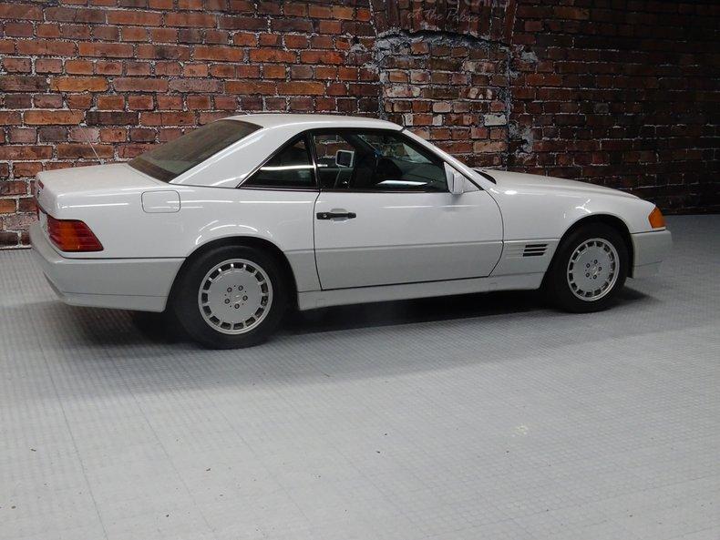 1992 mercedes benz 300 sl
