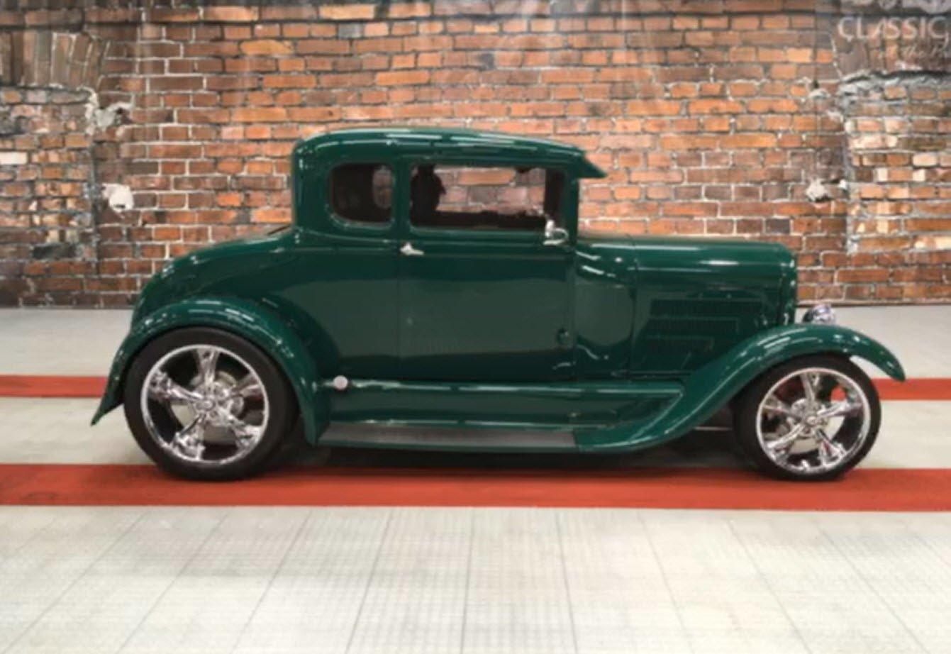 1929 ford model a street rod replica