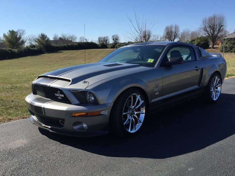 2008 ford shelby super snake
