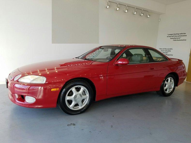 1997 Lexus SC-300