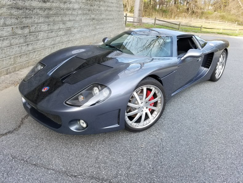 1965 Factory Five GTM