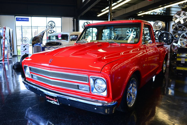 1968 chevrolet pick up
