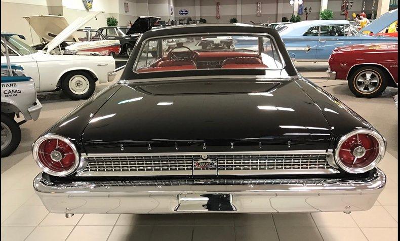 1963 ford galaxie 500 xl
