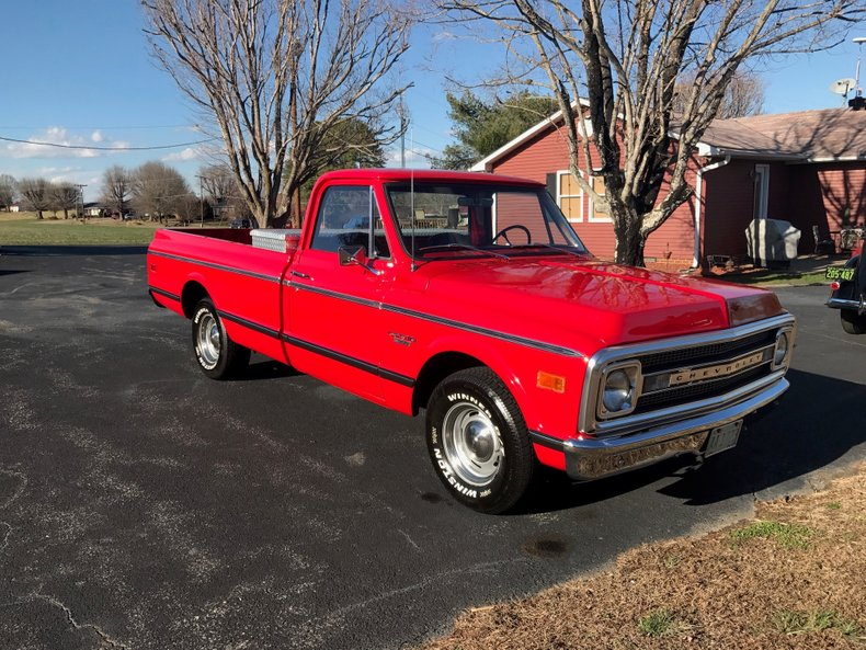 1969 Chevrolet Pick Up