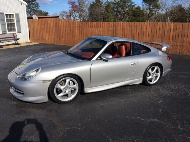 1999 Porsche 911 - 996