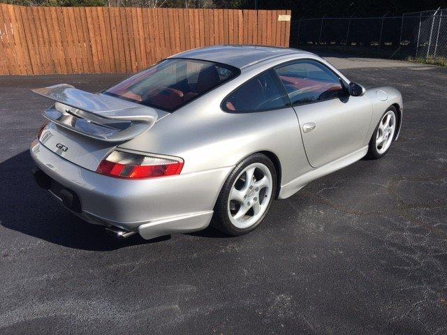1999 porsche 911 996 carrera 4