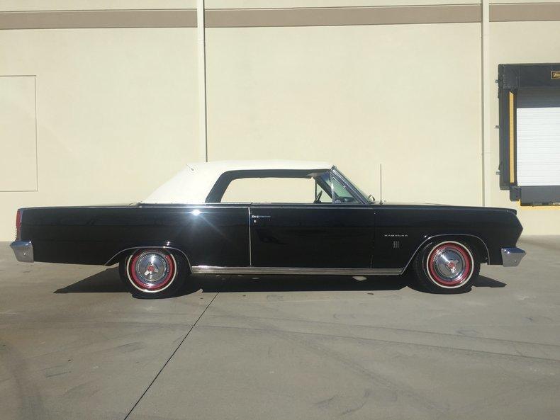 1965 american motors rambler ambassador