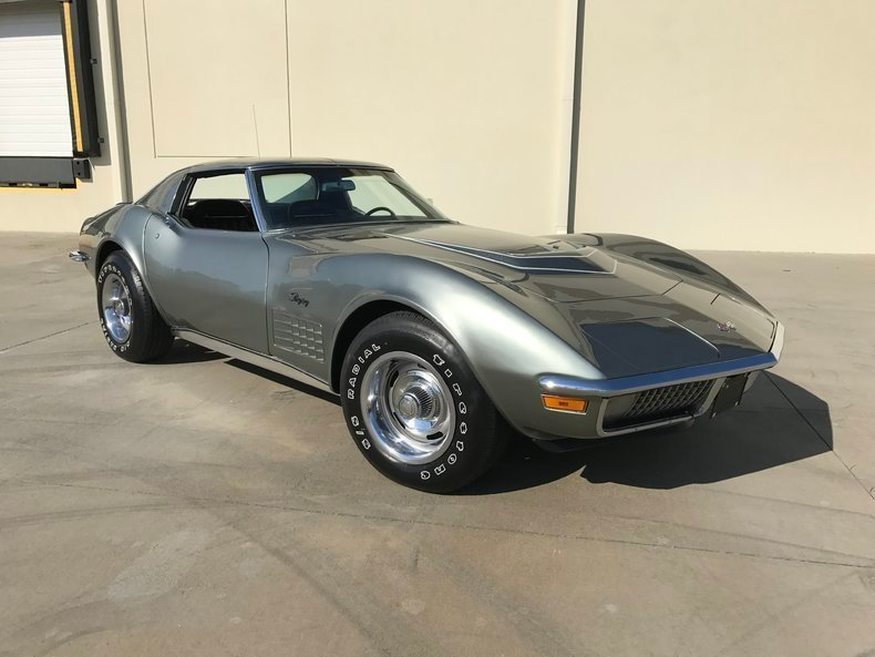 1971 chevrolet corvette stingray lt 1