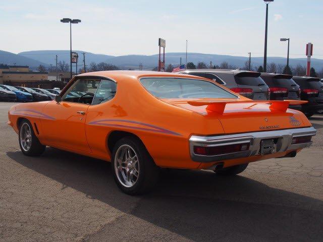 1972 pontiac gto clone