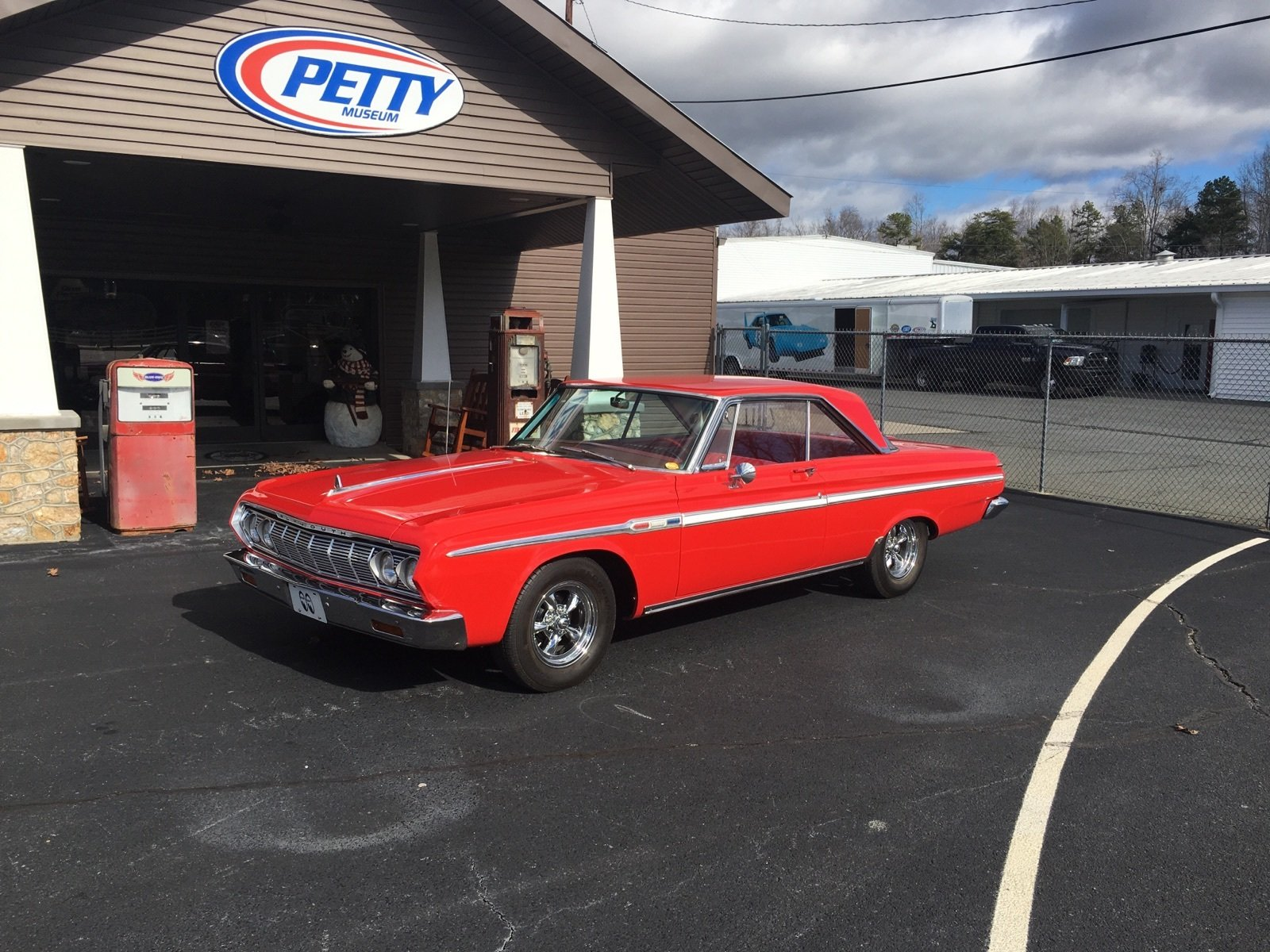 1964 plymouth fury