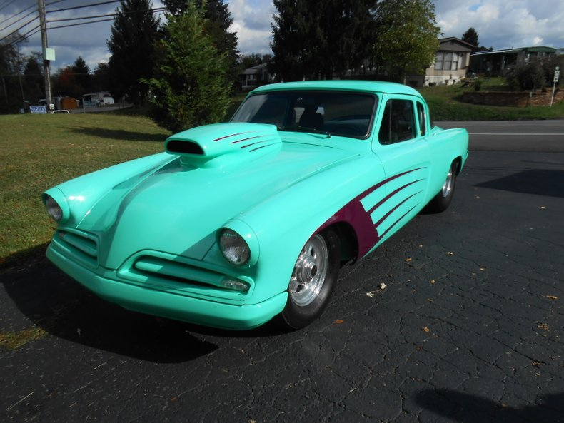 1953 Studebaker Custom Coupe