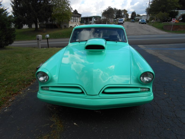 1953 studebaker custom coupe