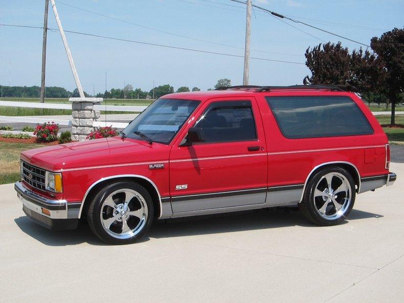 1990 Chevrolet S10