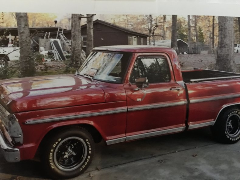 1972 Ford 150 Sport Custom