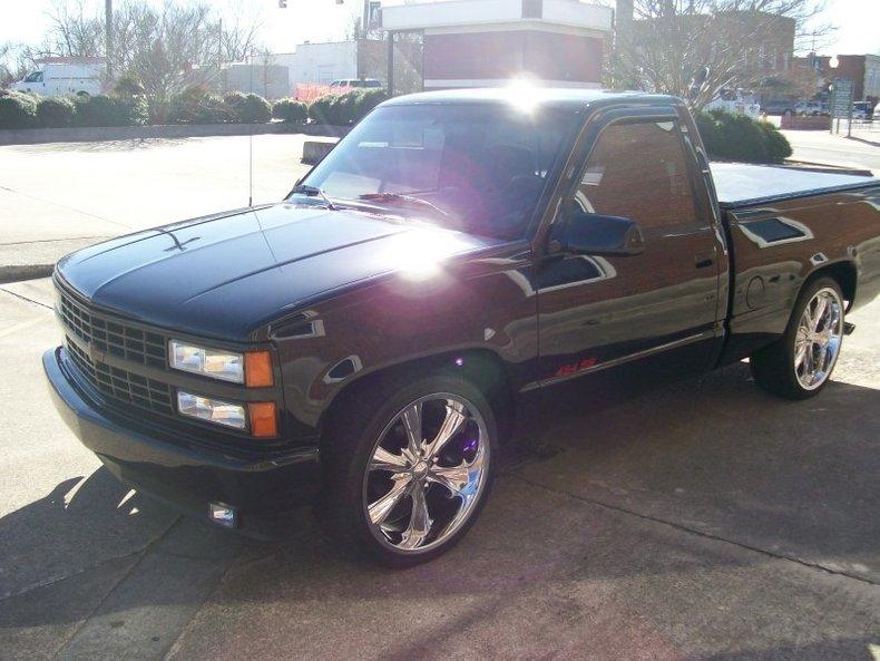 1992 chevrolet k 1500 454 ss
