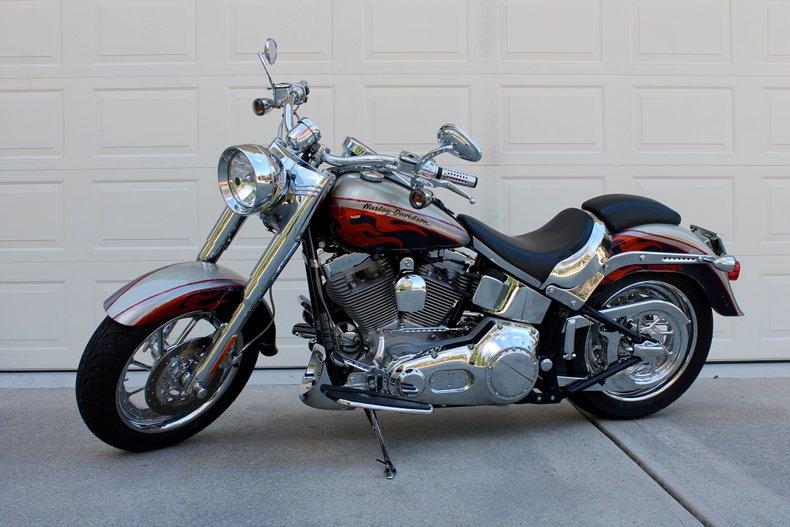 2006 Harley Davidson CVO Fatboy