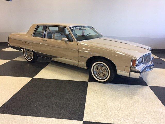 1981 Pontiac Bonneville
