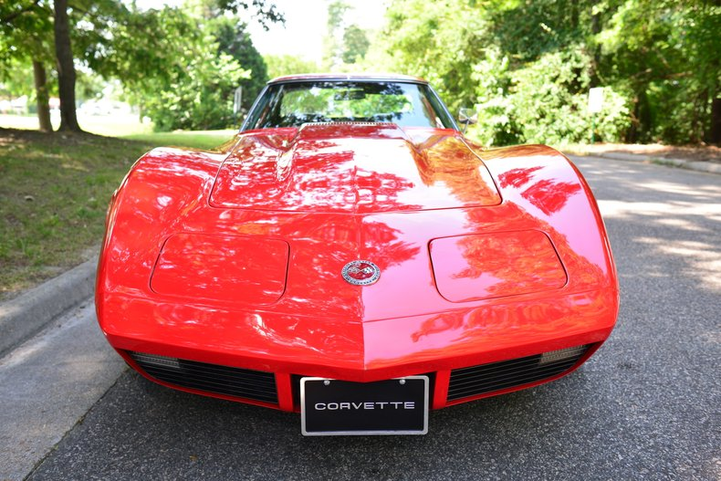 1973 chevrolet corvette sport coupe