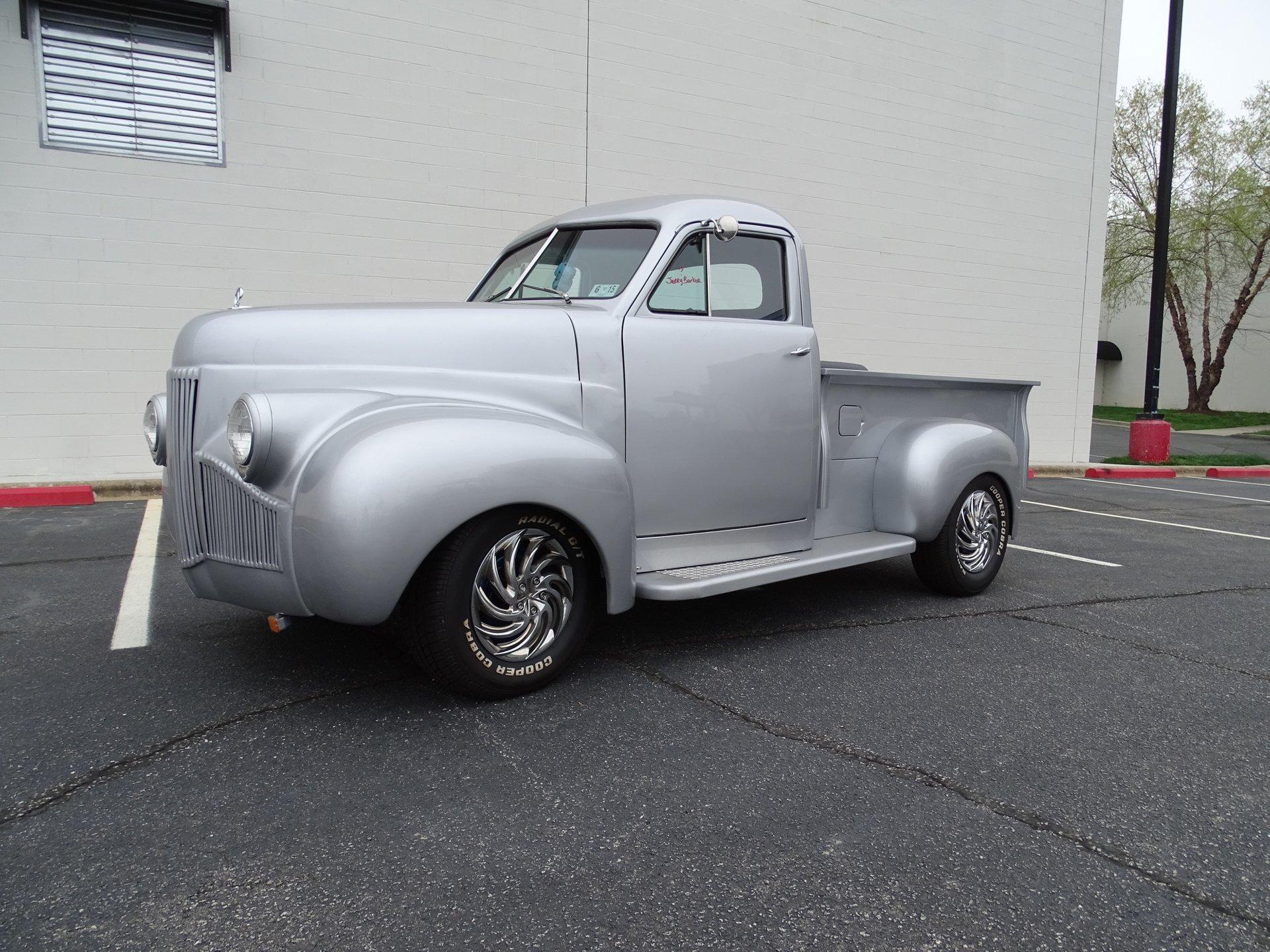 1947 studebaker m series