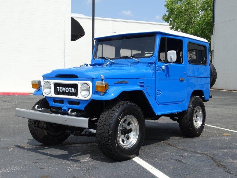 1976 toyota fj40