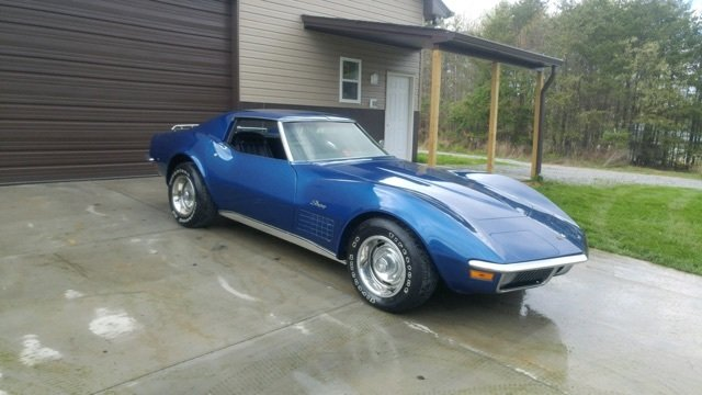 1970 Chevrolet Corvette