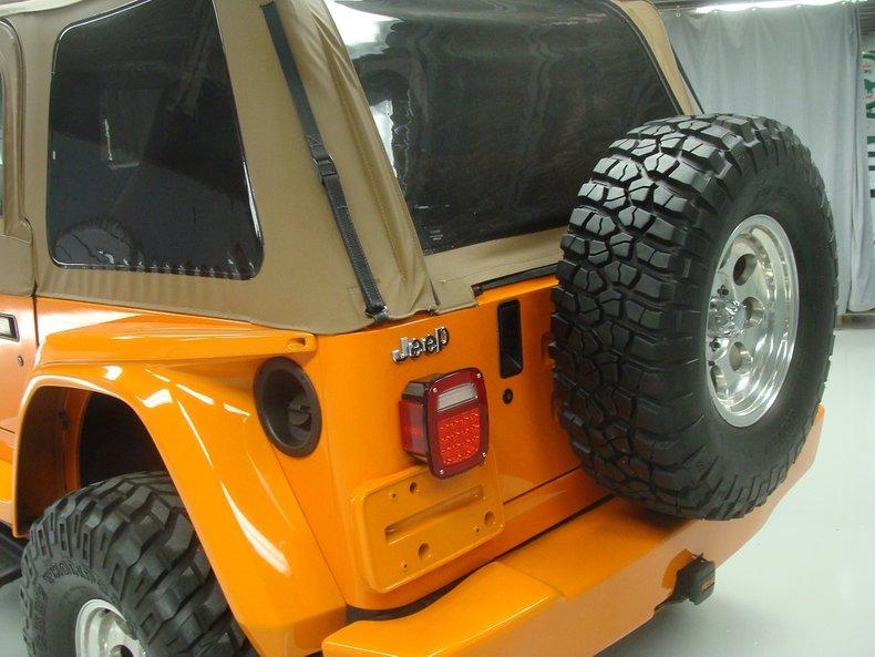 1997 jeep wrangler sante fe