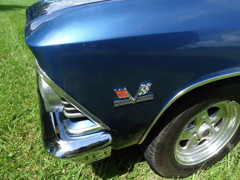 1966 chevrolet chevelle ss resto mod