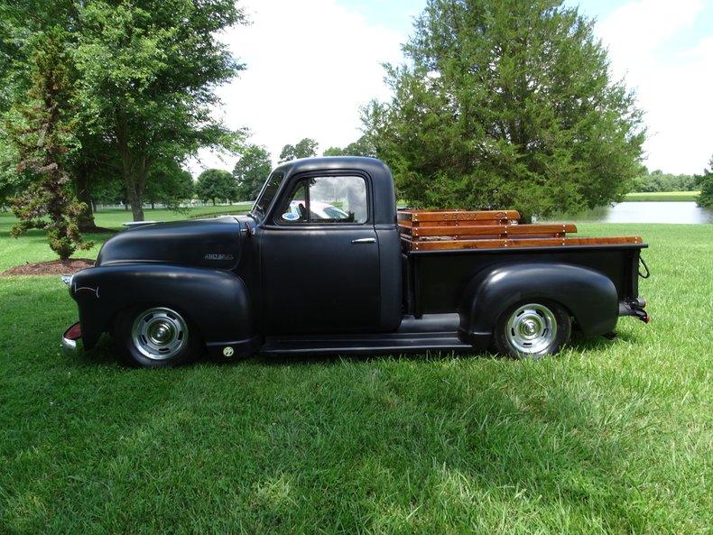 1951 chevrolet 3100 1 2 ton