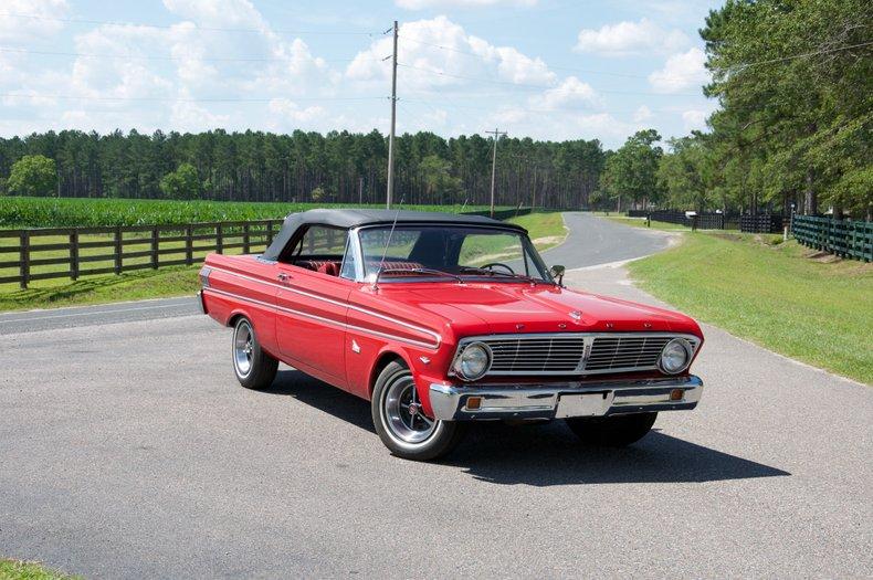 1964 Ford Sprint