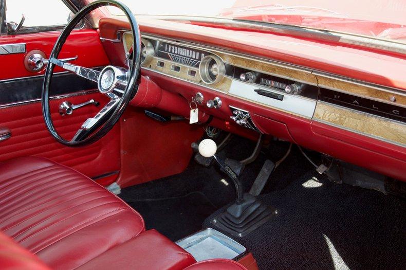 1964 ford sprint falcon