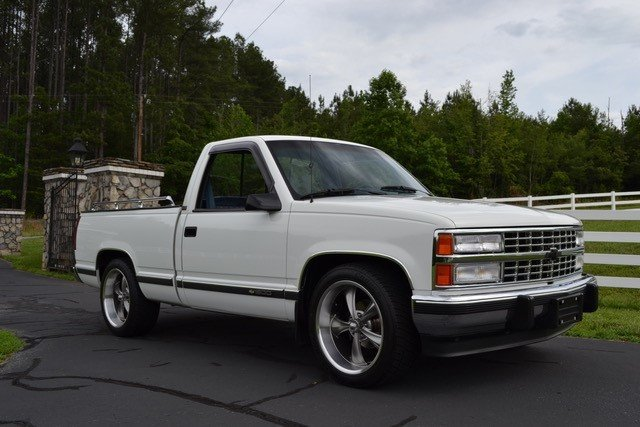 1990 chevrolet c k 1500