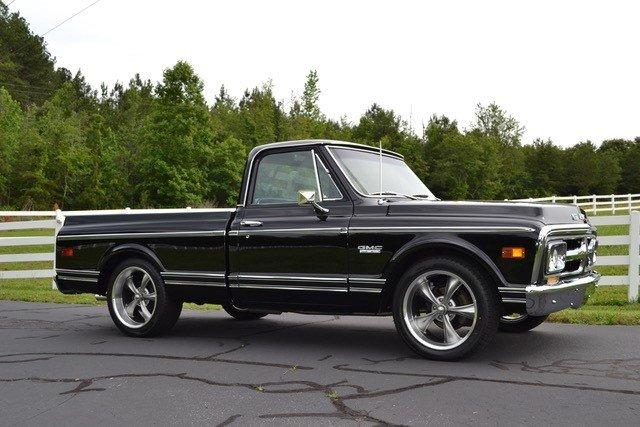 1972 gmc pickup 1500
