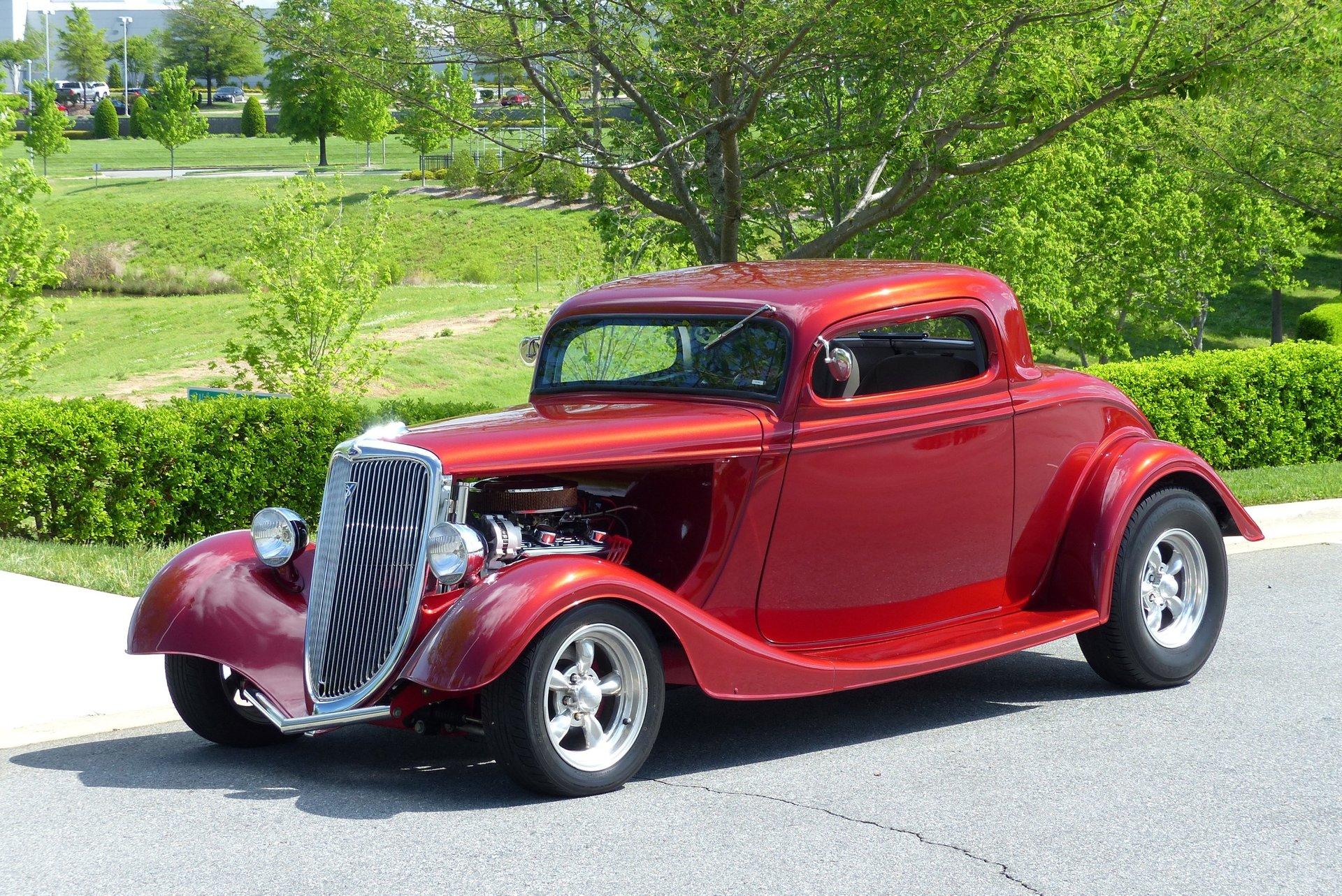 1934 ford replica