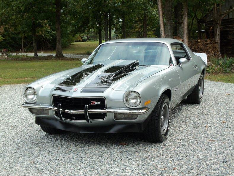 1973 chevrolet z 28 camaro