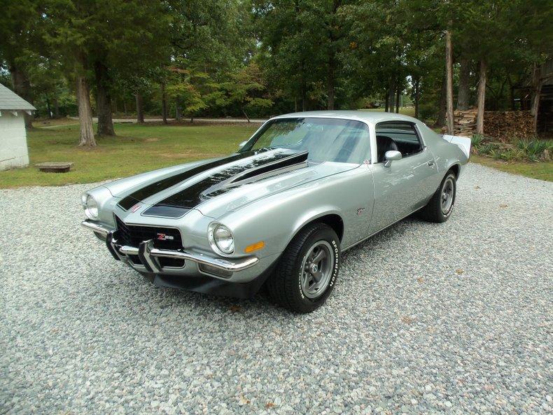 1973 Chevrolet Z/28
