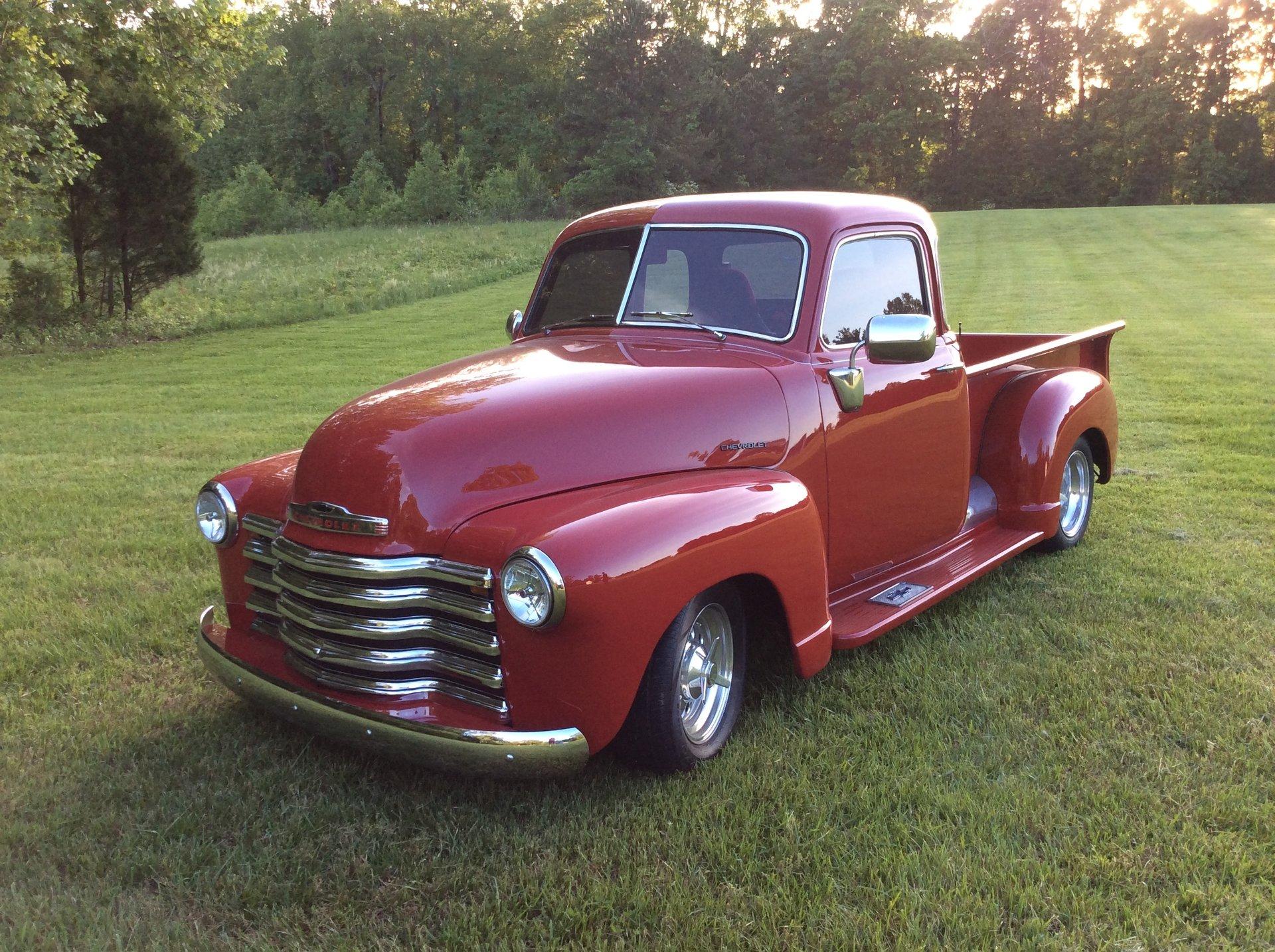 1948 chevrolet 5 window pickup