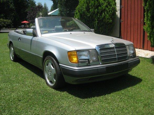 1993 mercedes benz 300 ce