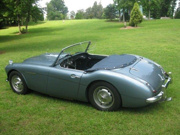 1959 austin healey bn4