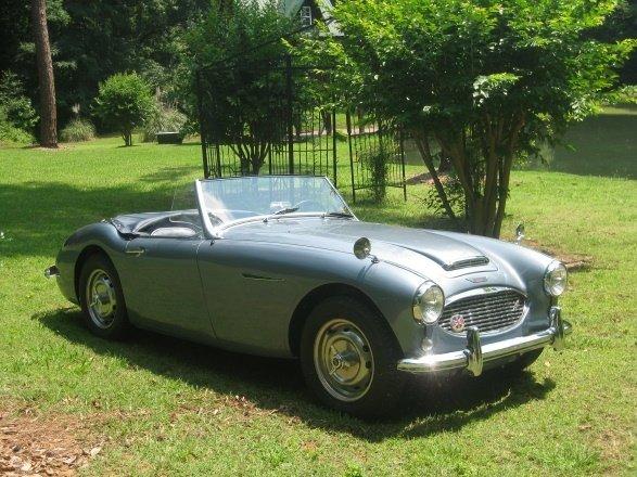 1959 Austin-Healey BN4