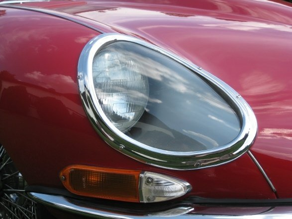 1966 jaguar e type xke series i